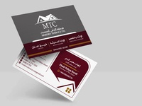 MTC CO. CARD SAMPLE