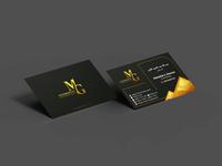 CARD SAMPLE + MG LOGO