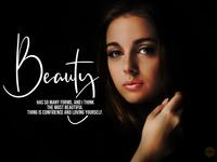 Beauty has many forms