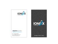 Ionixx Business Card