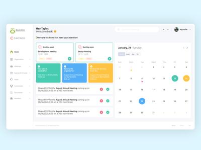 Dashboard Design 2020 dashboard ui dashboard uidesign ux website design ui website landing page webdesign web design danielvincent