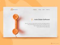 Blastmycall website design