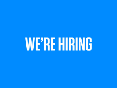 We're Hiring a Senior Product Designer mvp product design product ux ui venture capital hiring