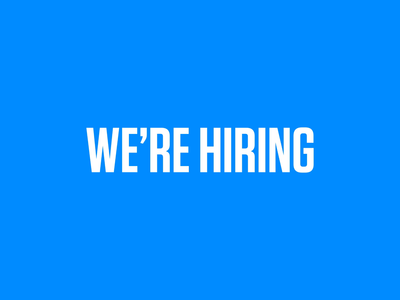 We're Hiring a Senior Product Designer mvp product design product ux ui venture capital hiring