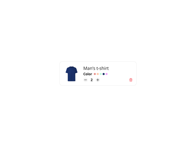 Customize product | Daily UI #033 t-shirt selection select color options customization customize product dailyui033 dailyui 033 daily ui 033 033 shopping e-commerce interface dailyui design ux figma ui