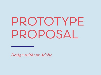 Capstone Project Proposal capstone thesis graphic  design masters