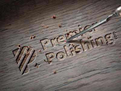 Premier Polishing Re-brand brand identity logo mark logo presentation adobe illustrator p logo polishing logo polishing logo design brand vector design graphic artist illustrator logo illustration branding graphic design