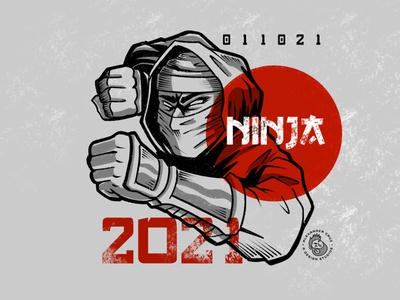 Ninja  procreate doodle drawing draw artist artwork art ninja illustration ninja design illustration graphic design