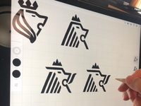 Alpha Logo in the works