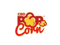 CBD Popcorn Logo