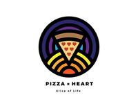 Pizza x Heart