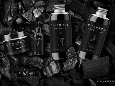 Charred Branding