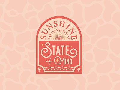 Summer (Pink Version) splash sunny sun sunshine positive badge fun in the sun pink season pool water summer