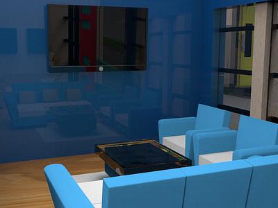 Room Interior Design 3D design 3d artist 3d modeling 3d architectural design