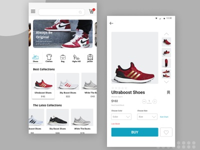 Shop Apps design uiux uidesign