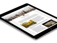 Jive Content Design: Blogs