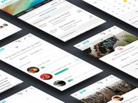 Mobile Web UI Components