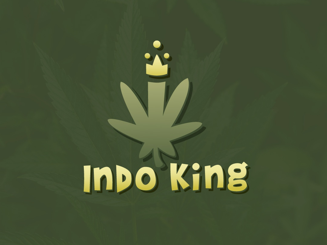 Indo King Logo By Lem Canady On Dribbble