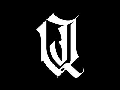 Personal Monogram - Vector
