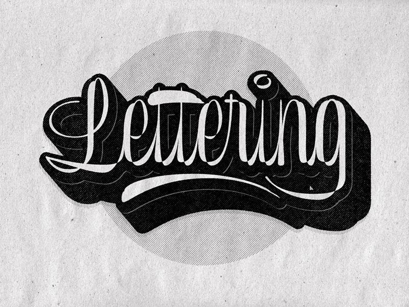 Lettering brushlettering upright casual textures scriptlettering script lettering
