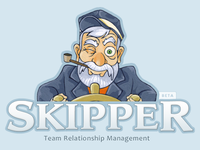Skipper Vert