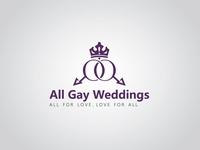 Gay Weddings Logo