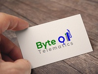 logo for BYTE OIL telematics