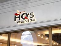 HQ Grill Restaurant LOGO