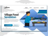 Suharno Homepage Concept