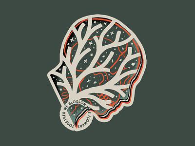 🌱 playoff stickermule roots stars distressed textures design illustration mexico guadalajara