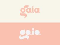 Gaia logo concepts