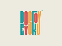 Dostoyevsky. Band logo.