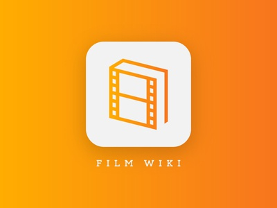 Daily UI #005 - App Icon icon android wiki film ios iphone app dailyui daily100 daily