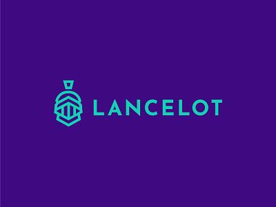 Lancelot Logo app design investor startup freelance ai ui branding logo