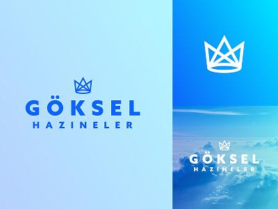Göksel Hazineler - Ministry Branding brand church logo treasures heavenly branding church