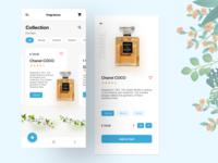 Fragrance Store - Perfume Mobile App