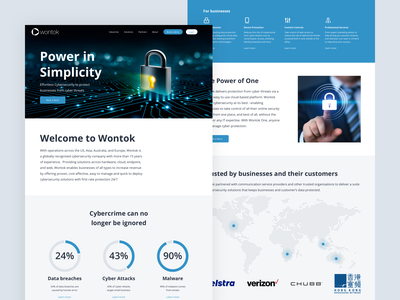 Website Concept responsive web design website