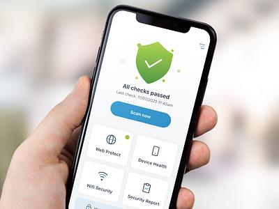 Security App Concept security app mobile mobile app design mobile design mobile app ios app design design ios