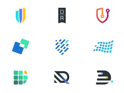 Data Republic Brand Marks brand marks brand mark brandmark logo identity identity design concept branding brand identity brand design