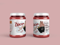 Packaging Bacon Jam
