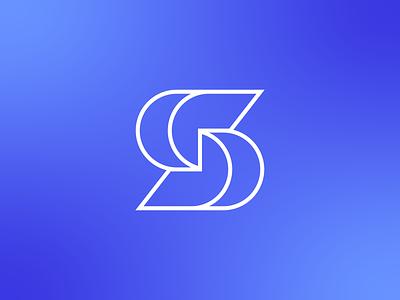 S logomark logo design cloud tech logo logo tech logo sport s logomark logomark s logo logos branding
