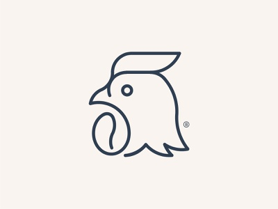 ROOSTER COFFEE 1 2 3 4 5 6 7 8 9 0 a b c d e f g h i j k l m n o p q r s t u v w q y z animal bean coffee bird logomark icon mark rooster branding