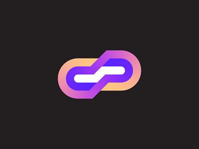 Crypto Pro ® icon p blockchain c bitcoin pro crypto mark logo branding