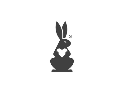 Rabbit and Heart