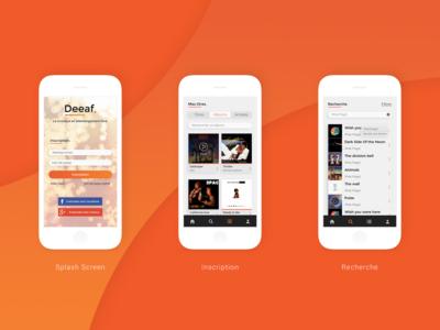 Deeaf | App Musicale