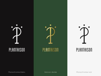 Plantaison | logo