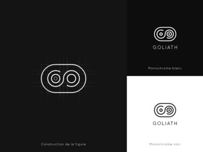 Goliath | logo
