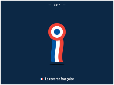 Cocarde Française | Illustration
