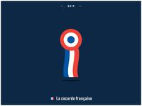 Cocarde Française   Illustration