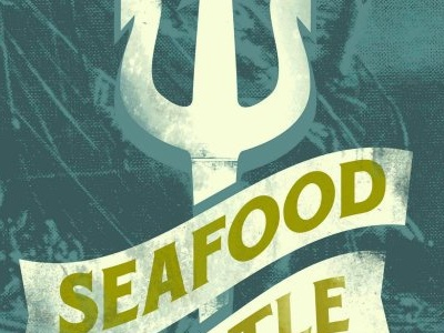 Seafood Battle poster seafood event